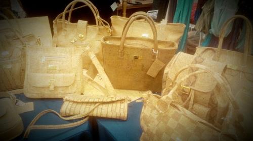 Cork Handbags (2)