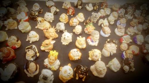 Tiny People Pots